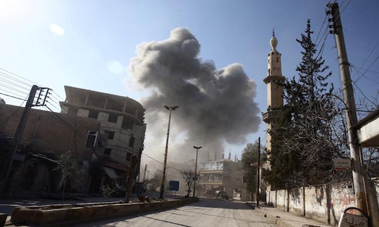 مجلس الأمن يصوت اليوم لوقف إطلاق النار في سوريا