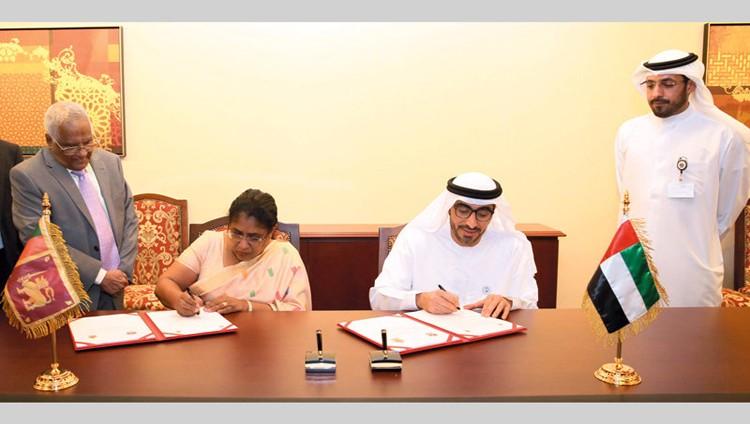 اتفاق إماراتي – سريلانكي لإدارة التعاقدات المؤقتة للعمالة
