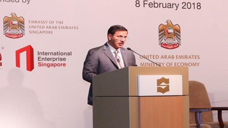 الإمارات تطرق أبواب آسيا وإفريقيا لتعزيز التعاون الاقتصادي