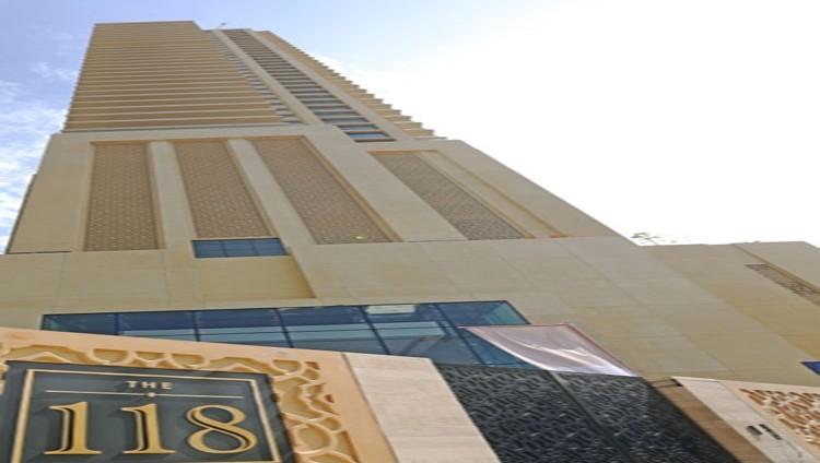 «118» أحدث مشاريع دبي