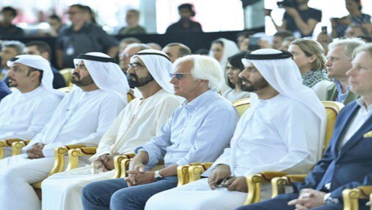 محمد بن راشد: «كأس دبي العالمي» يجسد قيم السلام والمحبة والتسامح