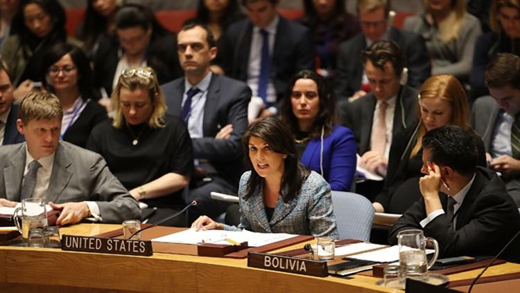 أميركا تهدد بتحرك منفرد في سوريا إذا استمر هجوم الغوطة