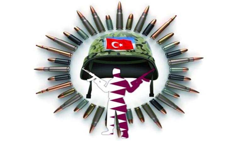 المعارضة القطرية: الدوحة تدعم قبضة تركيا على عفرين