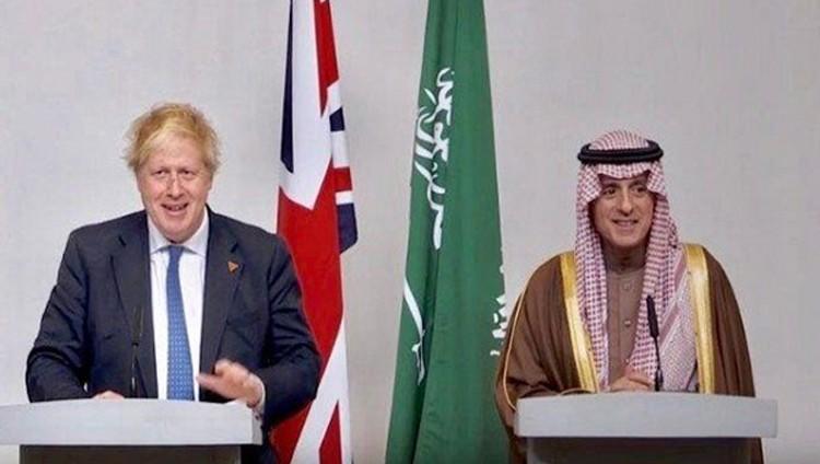 الجبير: ليس لدينا أطماع في اليمن والحرب فُرضت علينا وليست من اختيارنا