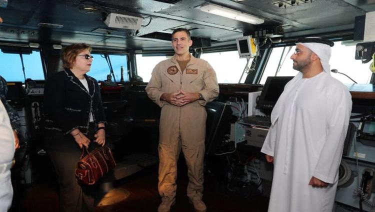 سفيرة أميركا: الإمارات من أهم حلفائنا بالمنطقة