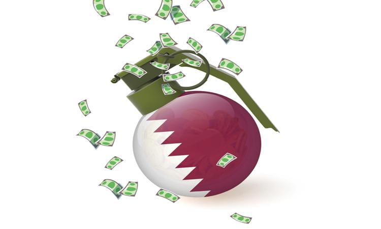 «هوس السلاح» يدفع تنظيم الحمدين لأحضان الخارج