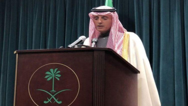 الجبير: قضية قطر خليجية ونأمل أن تصحح أخطاءها