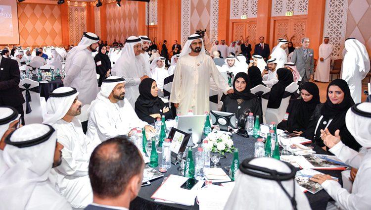 محمد بن راشد: دعم القطاع الرياضي ضمن أولويات الدولة