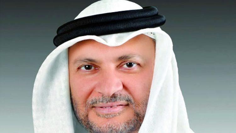 قرقاش: الدوحة لا تستطيع نفي علاقتها بالإرهاب