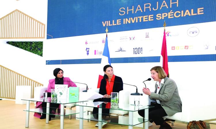 بدور القاسمي: الأدب يفتح آفاق الحوار مع ثقافات العالم