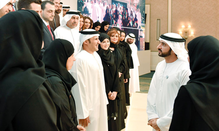 حمدان بن محمد: رفاه الفرد والمجتمع.. جوهر العمل الحكومي في دبي