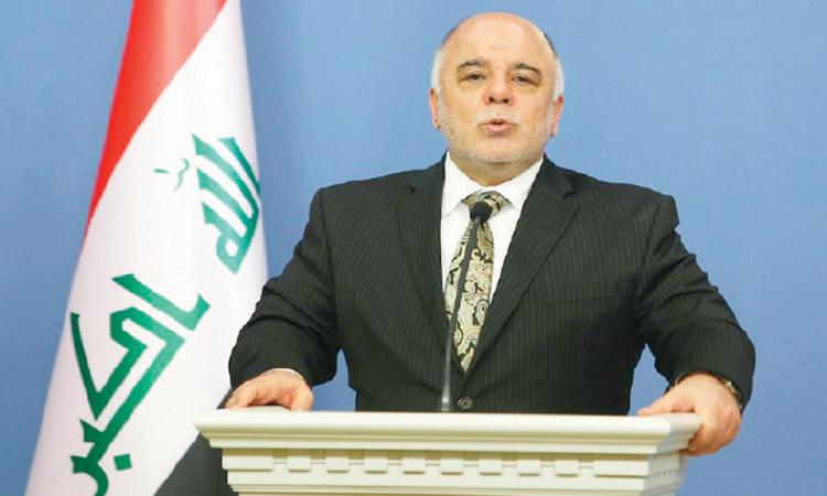 العبادي يحذر من هجمات «داعشية» مع اقتراب الانتخابات