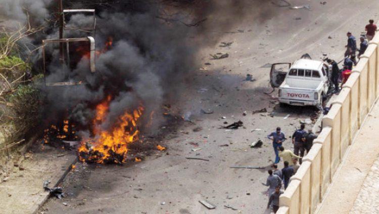 الإمارات: نتضامن مع مصر ضد العنف والإرهاب