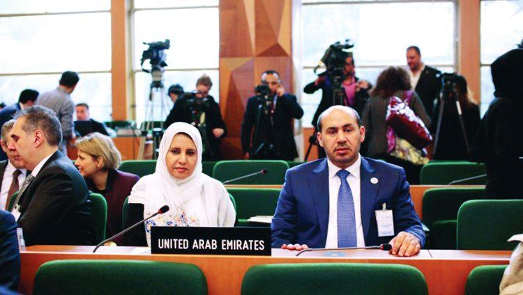 الإمارات تؤكد التزامها الدائم تجاه الشعب الفلسطيني
