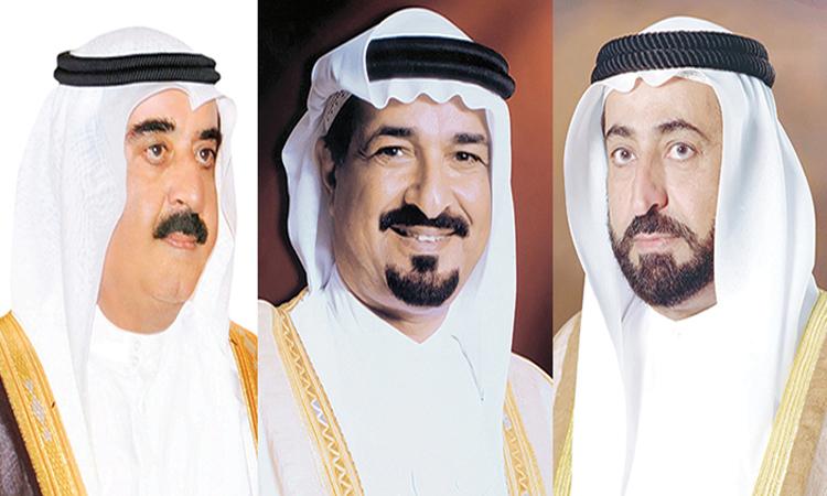 الحكام يعزون خادم الحرمين الشريفين في وفاة الأمير بندر بن خالد
