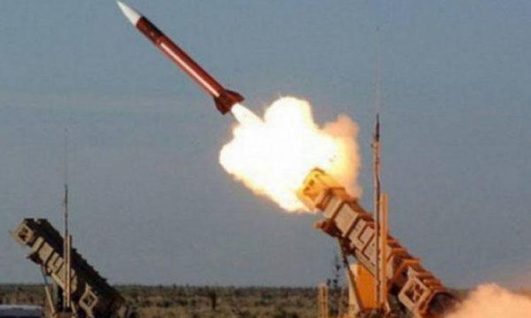 التحالف يعترض ويدمر 7 صواريخ باليستية باتجاه السعودية