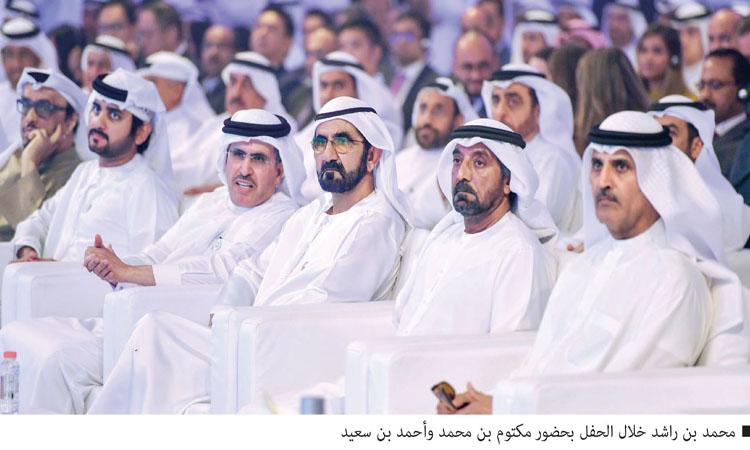 محمد بن راشد: الإمارات نمـوذج التحـوّل للطاقـة الـنظيفة..ومستمرون في استثماراتنا لتحقيق الريادة