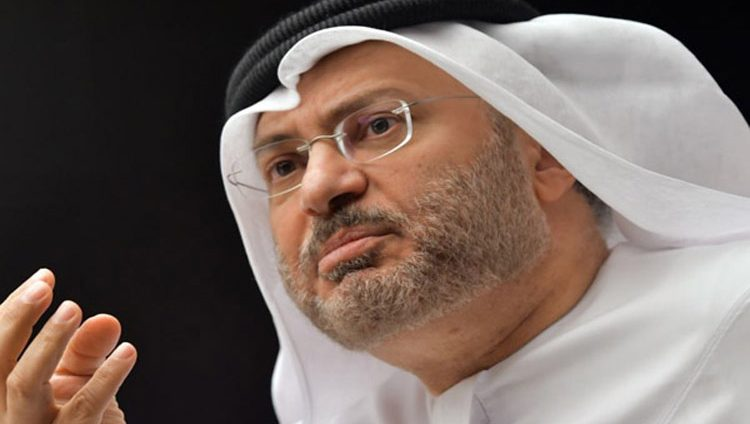 قرقاش: دور الإمارات الداعم للأمن في أفغانستان يحظى بالتقدير