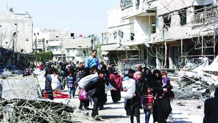 «تنظيم الحمدين» يسعى للتقارب مع نظام الأسد