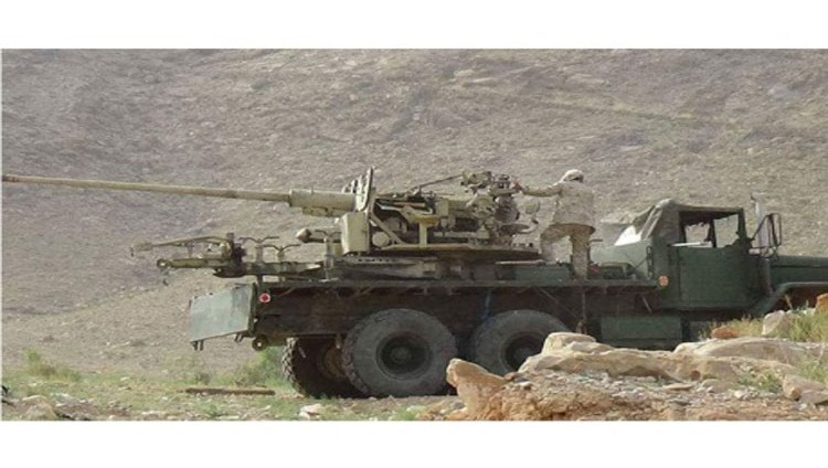 «الشرعية» تقتحم مديرية أرحب شمال شرق صنعاء