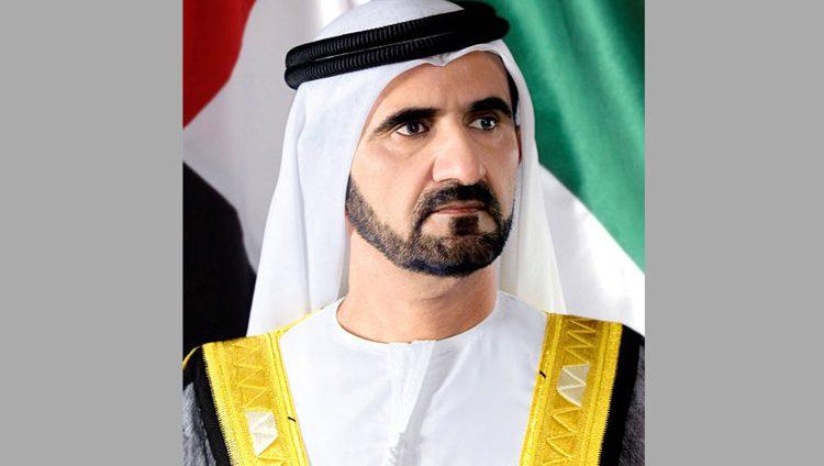 محمد بن راشد يأمر بصرف 33 مليون درهم مكافأة إضافية لمُلَّاك لوحات مركبات الأجرة في دبي