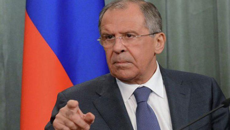 لافروف: أميركا ليست لديها نية لمغادرة سوريا