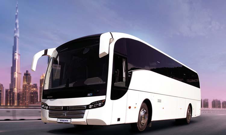 143 حافلة فاخرة للتنقل بين المدن.. و79 بطابقين و94 متوسطة
