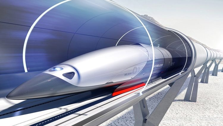 «هايبرلوب» تقترب من إنشاء أول نظام نقل للركاب والبضائع