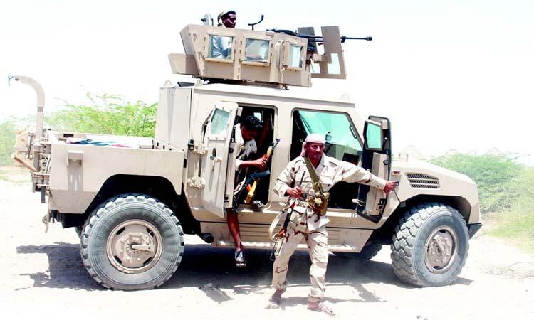 الشرعية على مشارف حصون الحوثي في صنعاء