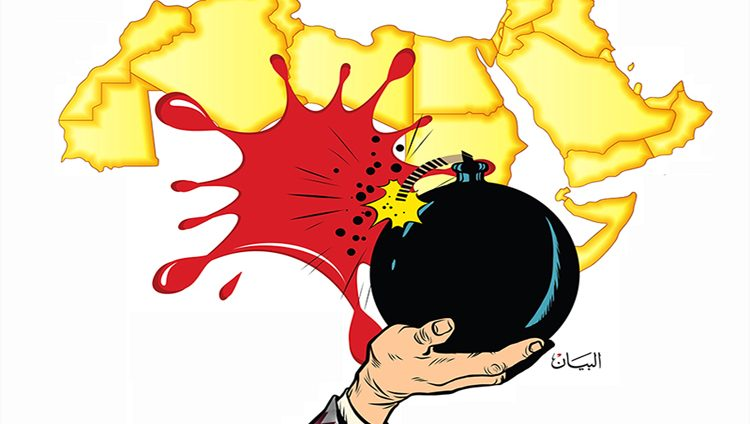تحذيرات من مخطط «الحمدين» لتقسيم ليبيا