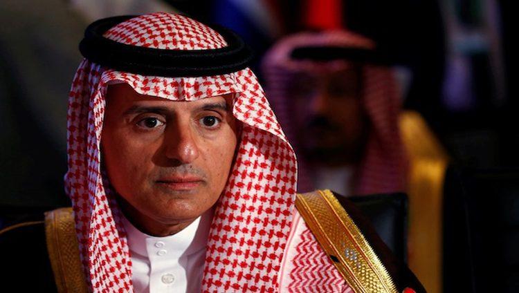 الجبير: على قطر دفع ثمن وجود القوات العسكرية الأميركية في سوريا
