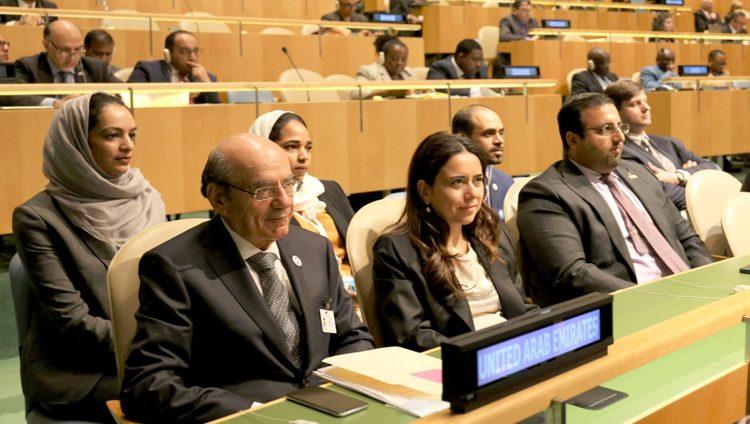 الإمارات تطالب بإجراءات تحدّد الدول الداعمة للإرهاب