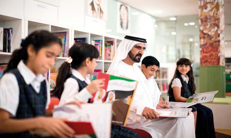 محمد بن راشد: نحن أقوياء بالعلم واجتماع العرب على مشروعات حضارية