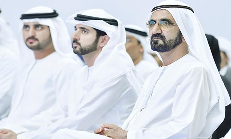 محمد بن راشد: نمتلك مقومات تحويل الإمارات إلى مصدر للمعرفة والابتكارات العلمية