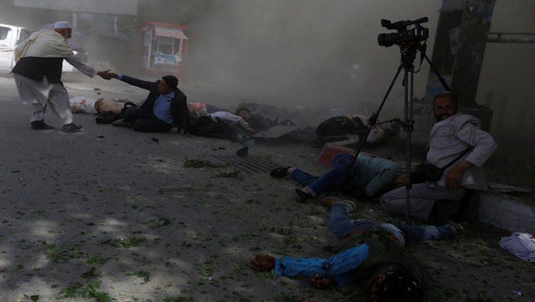 """""""داعش"""" يتبنى التفجيرين الانتحاريين بكابول"""