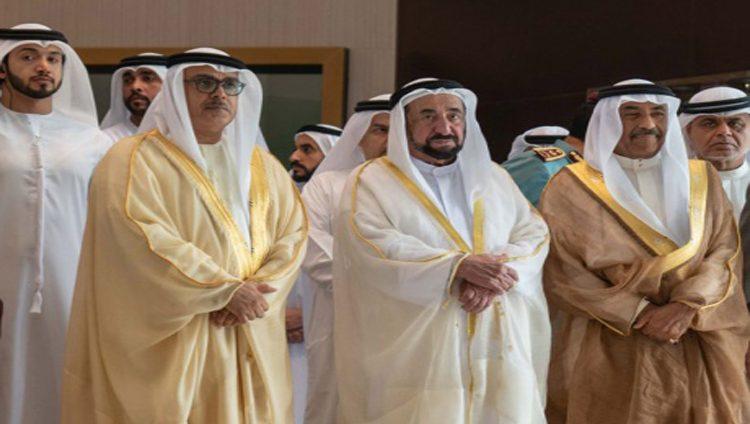 سلطان يكرّم الفائزين بجائزة الشارقة للتراث الثقافي