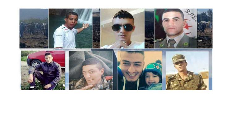 قصص مؤثرة عن ضحايا الطائرة الجزائرية المنكوبة