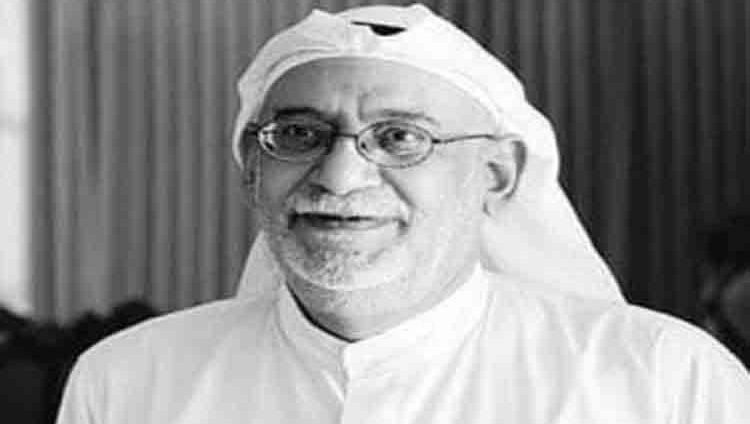حاكم الشارقة ينعى أحمد بن محمد بن سلطان
