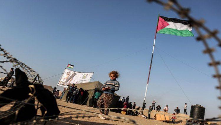 مقاومو غزة يبتكرون طائرات ورقية متفجرة