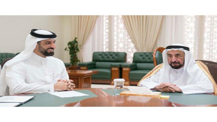 سلطان يوجه مجلس الشارقة للإعلام بالتعامل مع القضايا المطروحة بالحكمة