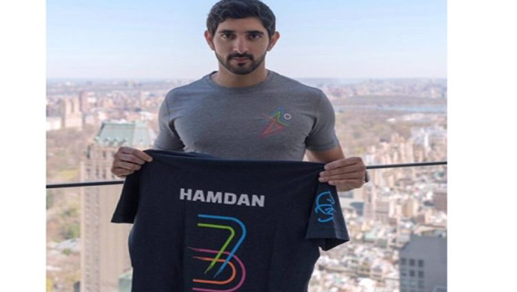 حمدان بن محمد : فريق 1 هدف 1