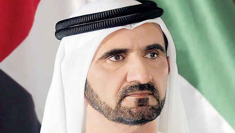 محمد بن راشد يصدر قراراً بشأن التعويض عن لوحات مركبات الأجرة في دبي