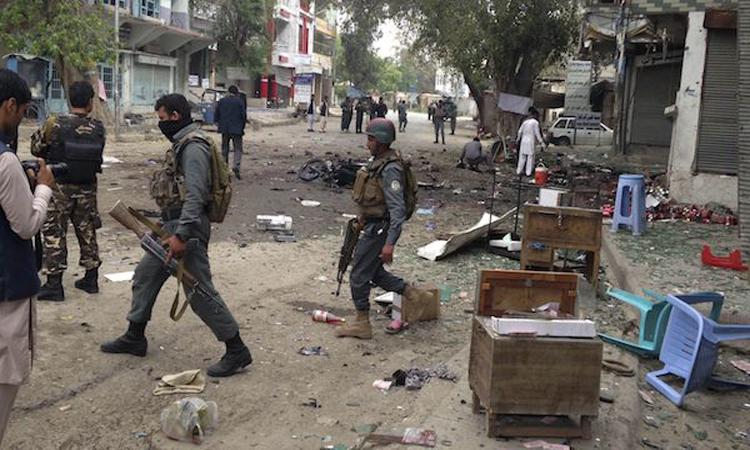 ارتفاع حصيلة ضحايا هجوم كابول إلى 60 قتيلاً