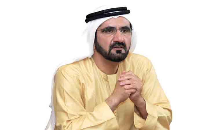 محمد بن راشد يأمر بتوفير طلبات مواطن «إذاعة عجمان» خلال 24 ساعة