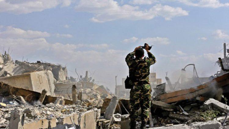 عشرات الصواريخ «بلا ضحايا» تحمل رسالة غربية حازمة للأسد