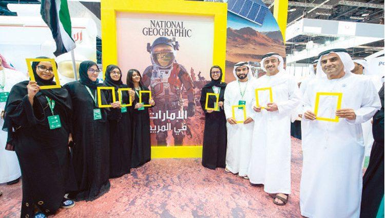 عبدالله بن زايد يفتتح «معرض أبوظبي الدولي للكتاب» الـ 28