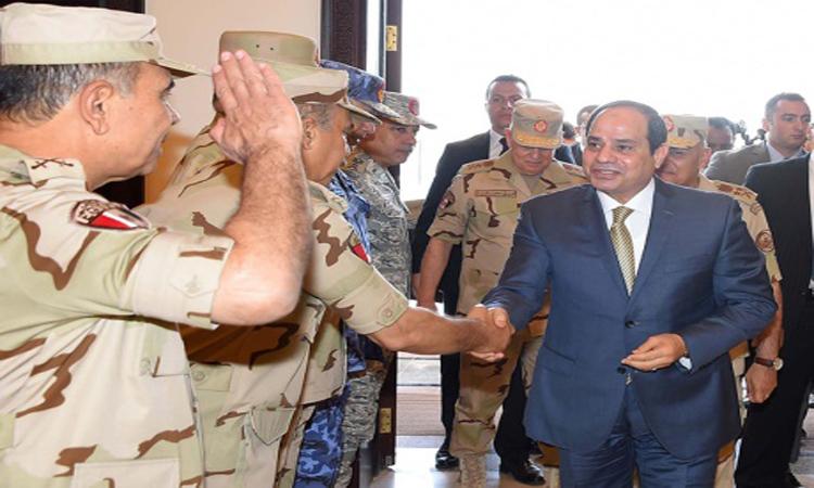 السيسي: لولا الإجراءات الصعبة لخرجت سيناء عن السيطرة