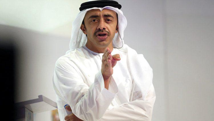 عبدالله بن زايد: الإمارات تتميّز ببـيئة أعمال جاذبة للاستثمارات المباشرة