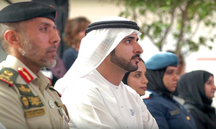 حمدان بن محمد: توظيف المعارف بالأسلوب الأمثل سبيلنا لريادة المستقبل