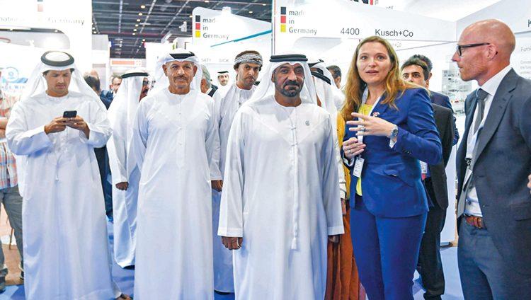 أحمد بن سعيد: المبادرات الجديدة لحكومة دبي تعمل على زيادة الاستثمارات